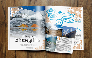 Finding Shangri-la Magazine Article