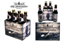 Dry Dock Hop Abomination Packaging Desgin